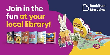 Pollards Hill Library - Booktrust Storytime tickets