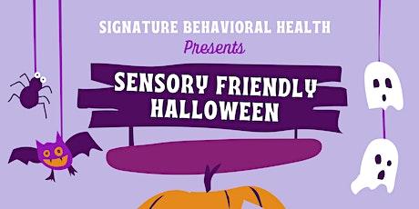 Sensory Friendly Halloween tickets