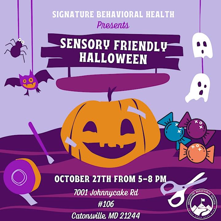Sensory Friendly Halloween image