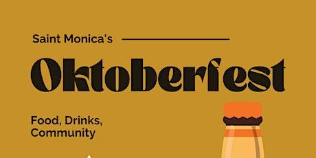Saint Monica Church Oktoberfest tickets