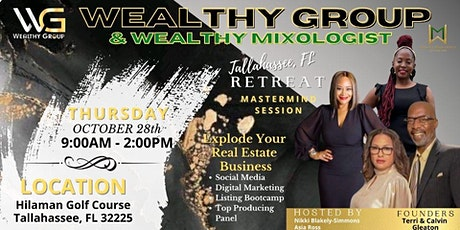 Wealthy Group Retreat tickets