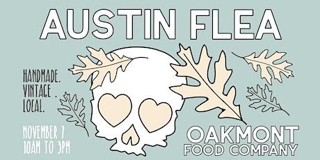 Austin Flea at Oakmont Food Company tickets