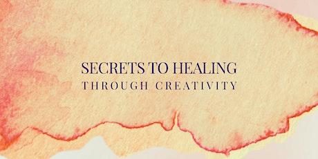 Secrets To Healing Through Creativity with Beth Inglish & Jeff Leisawitz tickets
