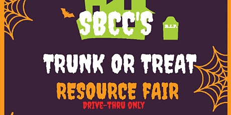 SBCC'S Trunk or Treat Event tickets