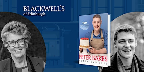 TICKET: Peter Sawkins In-Conversation With Dame Prue Leith tickets