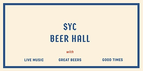 SYC Beer Hall tickets