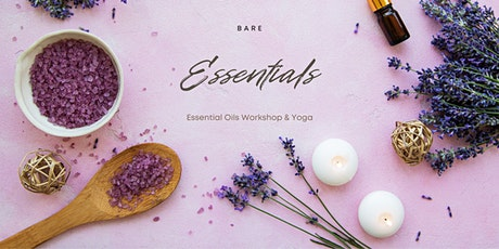 Yoga and Essential Oils Workshop at Compass Chelsea tickets