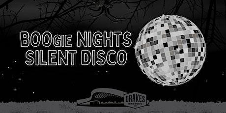 BOOgie Nights: Silent Disco! tickets