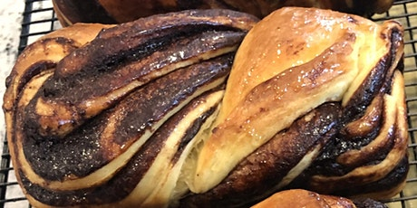 Chocolate Babka Bread - At-Home Bake Along tickets