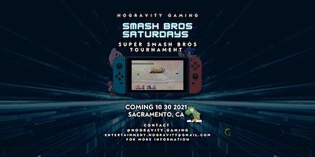 NoGravity Gaming Presents: Super Smash Bros Saturdays tickets