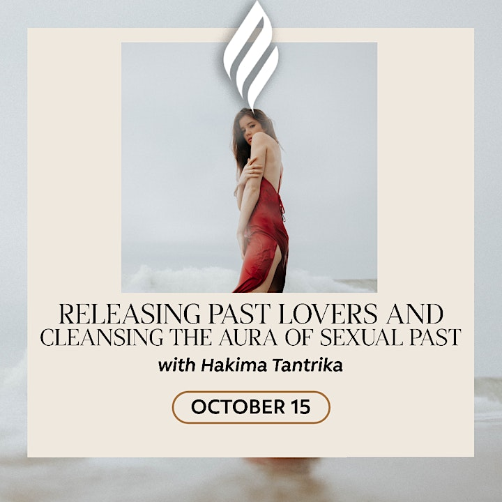 Releasing past lovers and cleansing the aura of your sexual past image