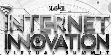 Internet & Innovation Virtual Summit tickets