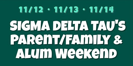 SDT Beta Beta Family Dinner or Lunch tickets