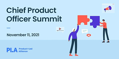 Chief Product Officer Summit tickets