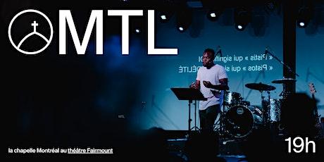 La Chapelle Montréal au Théâtre Fairmount - Réunion 19h00 billets