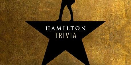 Hamilton (Musical) Trivia tickets