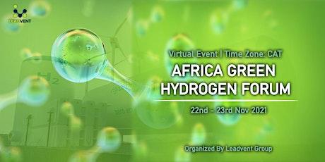 Africa Green Hydrogen Forum tickets