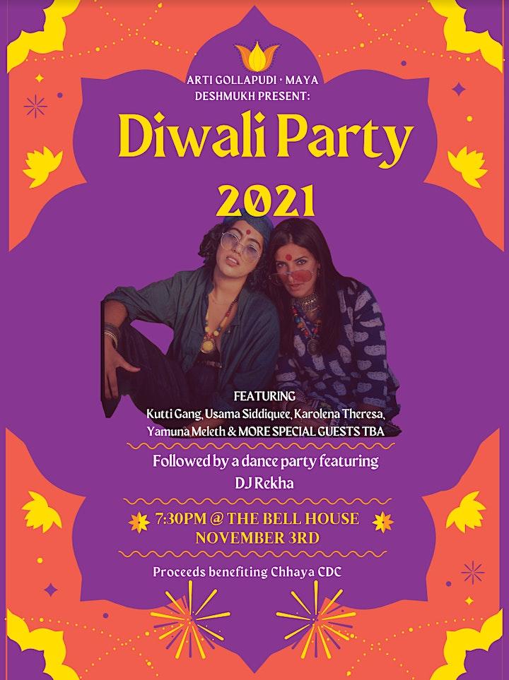 Diwali Party 2021 image