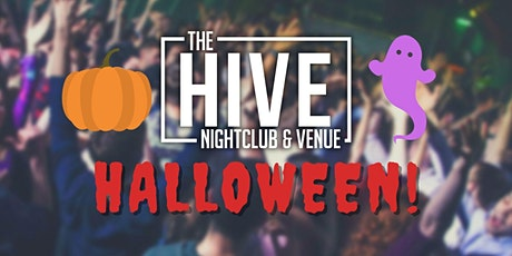 The Hive HALLOWEEN 2021! tickets