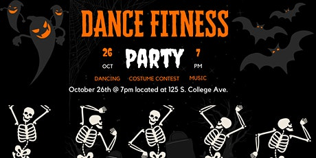 Impulse: Halloween Dance Fitness Party! tickets