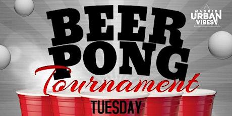 Beer Pong Night! Tuesday entradas