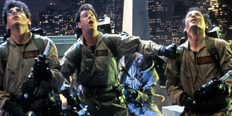 Drink and Watch Ghostbusters (outdoors) at Land-Grant's Beer Garden tickets