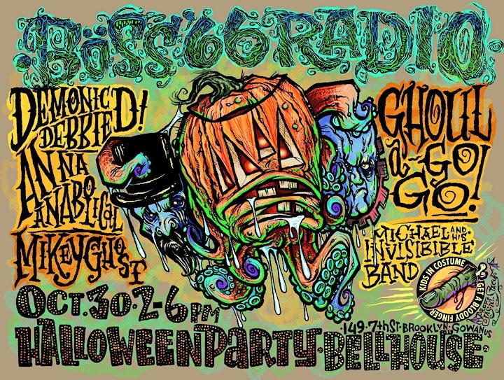 Boss Radio 66: Halloween Party image
