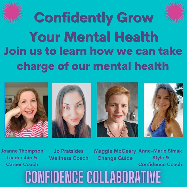 Confidently Grow Your Mental Health image