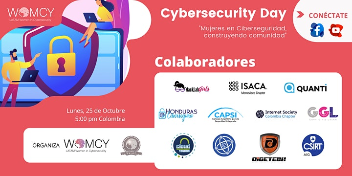 Cybersecurity Day image