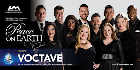 Peace on Earth: A Holiday Spectacular with Voctave tickets