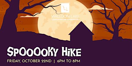 WLAC Spooky Hike tickets