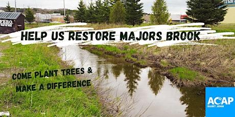 Majors Brook Tree Planting tickets