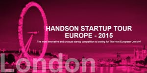 HandsOn Startup Tour 2015 – LONDON