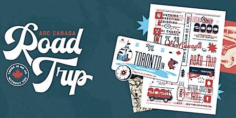 DREAM TEAM : ARC Canada Road Trip - Toronto tickets