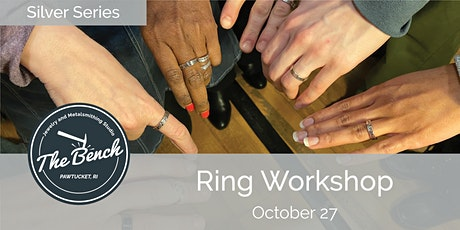 Silver Rings - Jewelry Workshop tickets