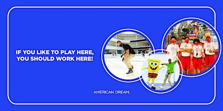 American Dream Hiring Event - Thursday, October 21 tickets