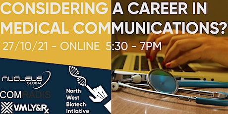 Careers in Medical Communications tickets