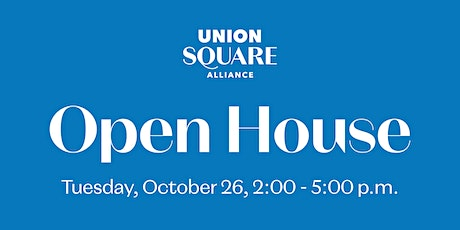 Union Square Alliance Open House tickets