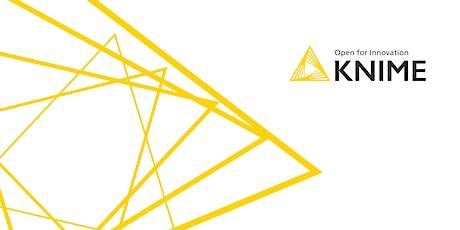 [L1-DW] KNIME Analytics Platform for Data Wranglers: Basics, Online - Nov tickets