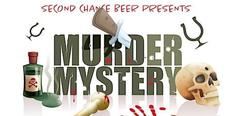 Murder Mystery Night Food Pairing 2021 tickets