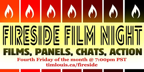 Fireside Film Night with Vancouver's Tim Louis tickets
