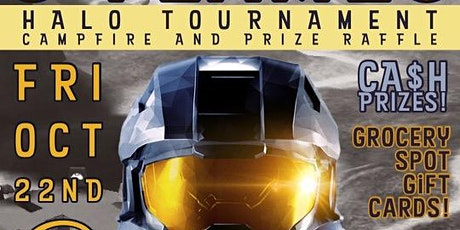 The Grocery Spot Presents: Games & Flames Halo Tournament tickets