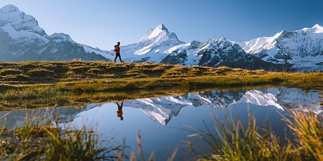 Virtual Travel Talk - Switzerland tickets