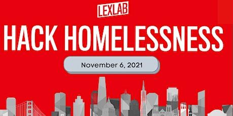 Hack Homelessness Design Challenge Showcase tickets