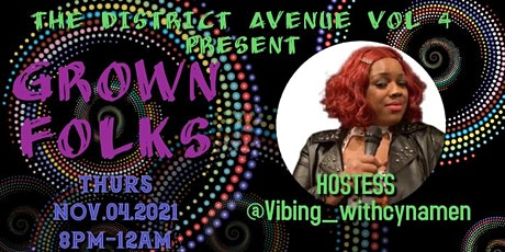 The district Avenue vol 4 tickets