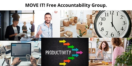 MOVE IT! Get things done with this free accountability group. biglietti