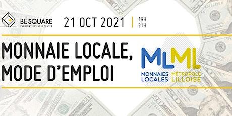 Conférence - Monnaie locale, mode d'emploi tickets