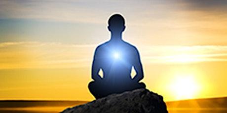 Evening Enlightenment Online Meditation - Wednesday tickets