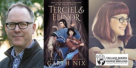 Garth Nix in Conversation with V.E. Schwab, Terciel & Elinor tickets