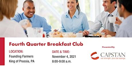 4th Quarter Breakfast Club tickets